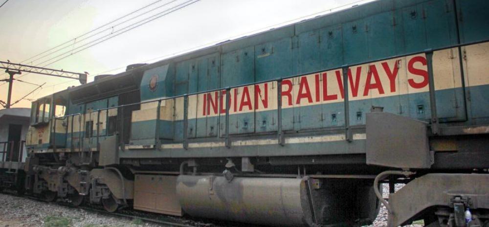 Indian Railways Banner 3