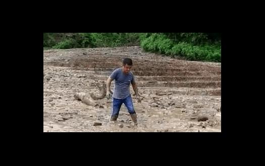 Kangpokpi mudslide