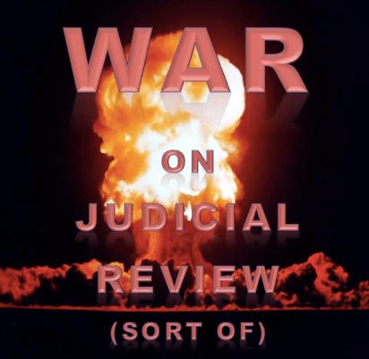war on JR