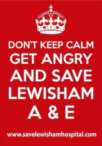 lewisham-dont-keep-calm-poster