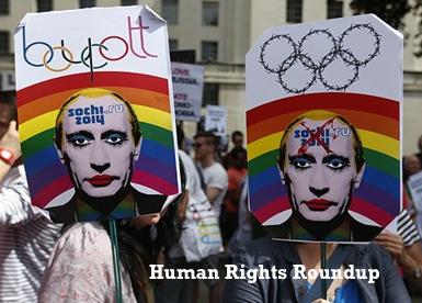 Anti-Putin protest