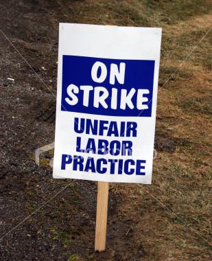 Image result for on strike