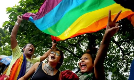 Homosexual intercourse was a criminal offence from the introduction of Section of the Indian Penal C