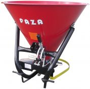 faza round fertilizer spreader f model
