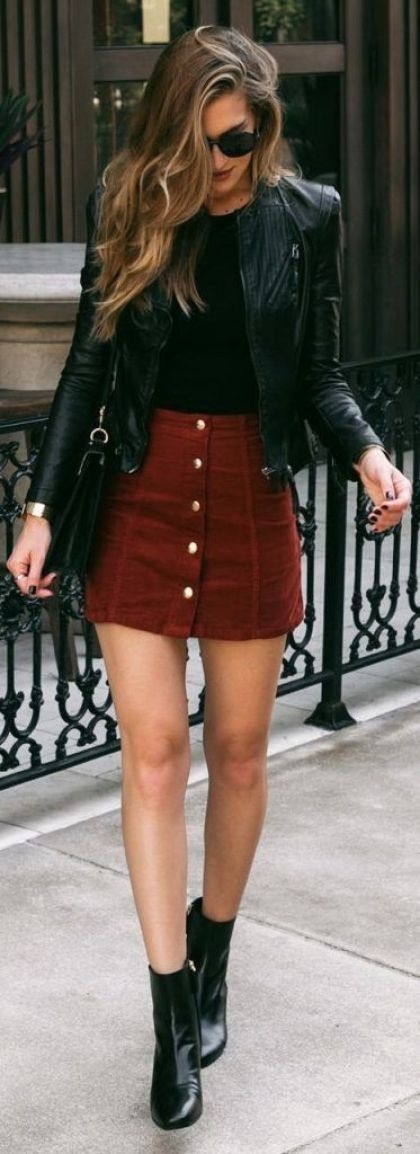 Check out these university outfits!