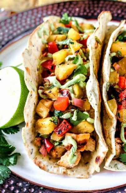 These healthy taco recipes are so good your mind will be blown!