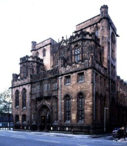 This is one of the best hall at the University of Manchester!