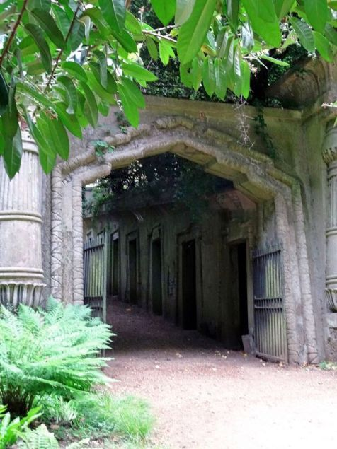 This is one of the best secret spots in London!