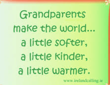 I Was Brought Up By My Grandparents And Here's Why I Loved It