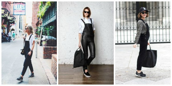 8 Different Ways To Wear Dungarees