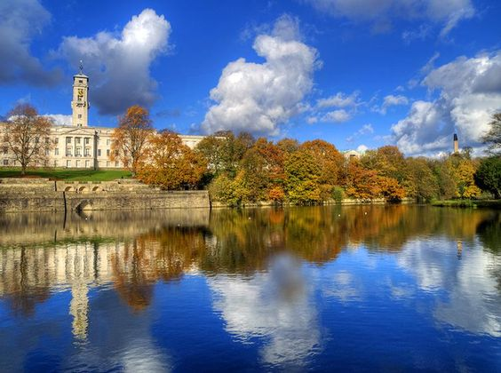 20 Signs You Go To The University of Nottingham