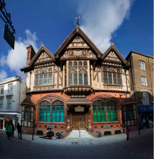 20 Places To Go In Canterbury