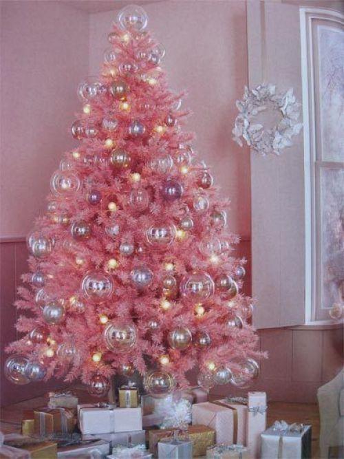 40 Christmas Tree Decorating Ideas To Copy #christmas #christmastree