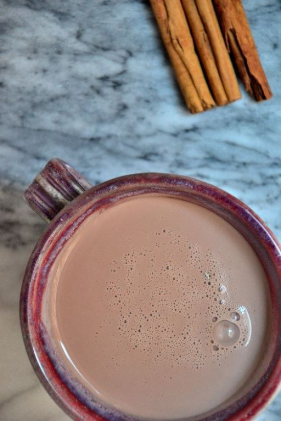 10 hot chocolate recipes to try this winter