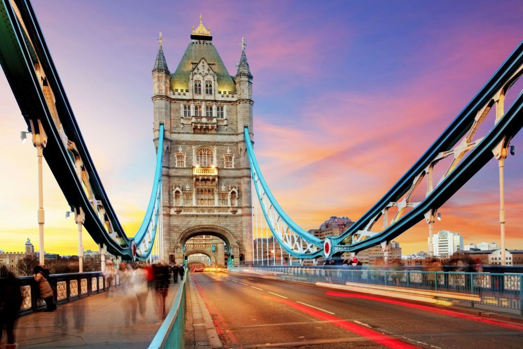 Moving to London