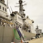舞鶴/海上自衛隊北吸桟橋 ~迫力の護衛艦艇を間近で見学~