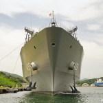 舞鶴の軍港を楽しむ ~海軍ゆかりの港めぐり遊覧船~
