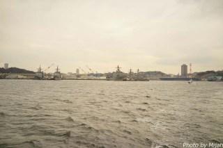 横須賀軍港クルーズ18
