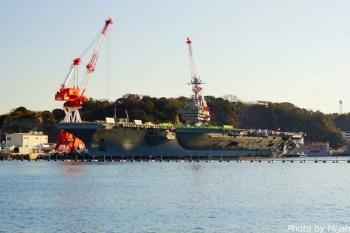 横須賀軍港201511