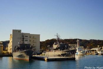 横須賀軍港201525