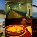 青春18きっぷで行く下関・鹿児島への旅3 ~2日目・毘沙ノ鼻、関門トンネル⇒鹿児島へ~