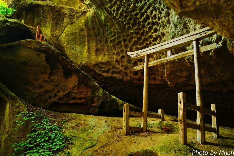 垂水遺跡 ~幻想的な山形の隠れたパワースポットの名所~