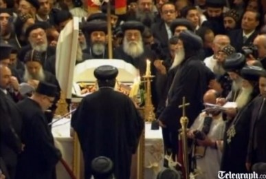 Funeral of His Holiness Pope Shenouda III