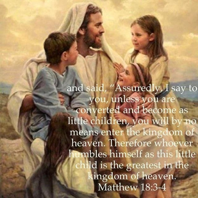 """""""Remember that you are a child of God and that you ought to have His image; walk as is appropriate for a child of God."""" - H.H. Pope Shenouda III  #bible #coptic #matthew18 #becomelikechildren #humble #humility #heavenlykingdom #heaven"""
