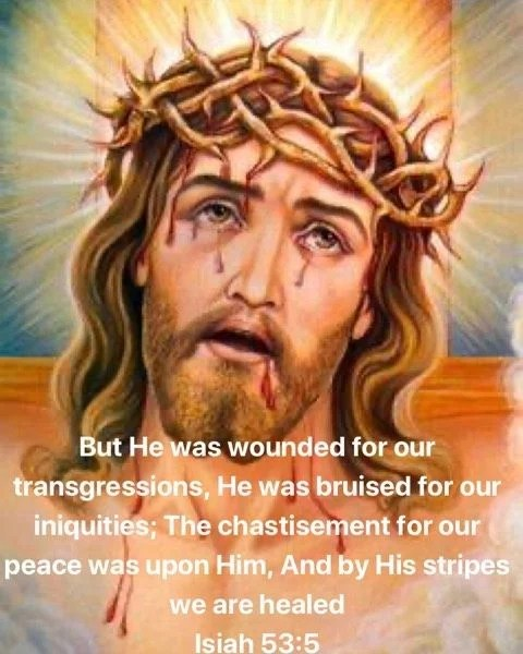 """""""Christ loved us in our unloveliness, in order to make us lovely like Himself."""" – St. Augustine #dailyreadings #holyweek #goodfriday #atonement"""