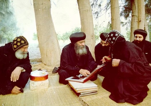 Monasticism and the Priesthood