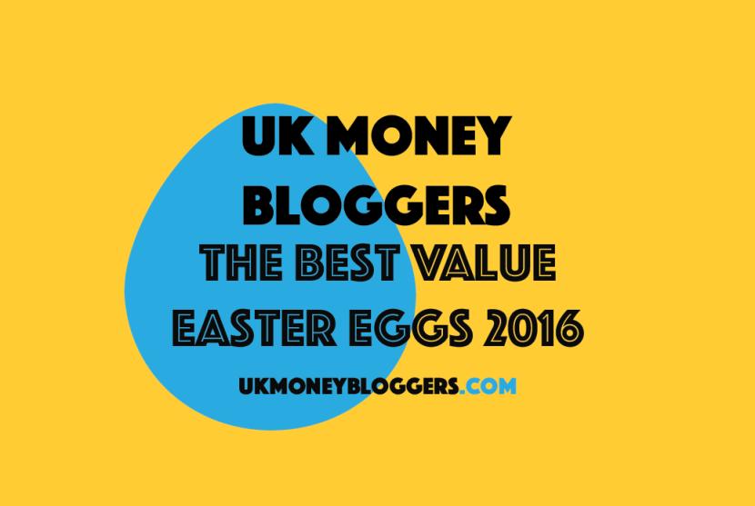 Best value easter eggs 2016
