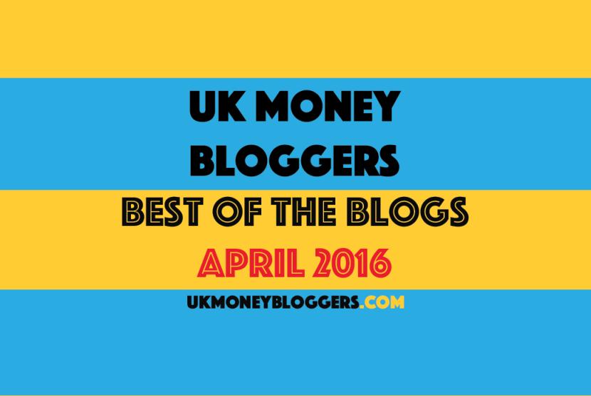 best money blogs april 2016
