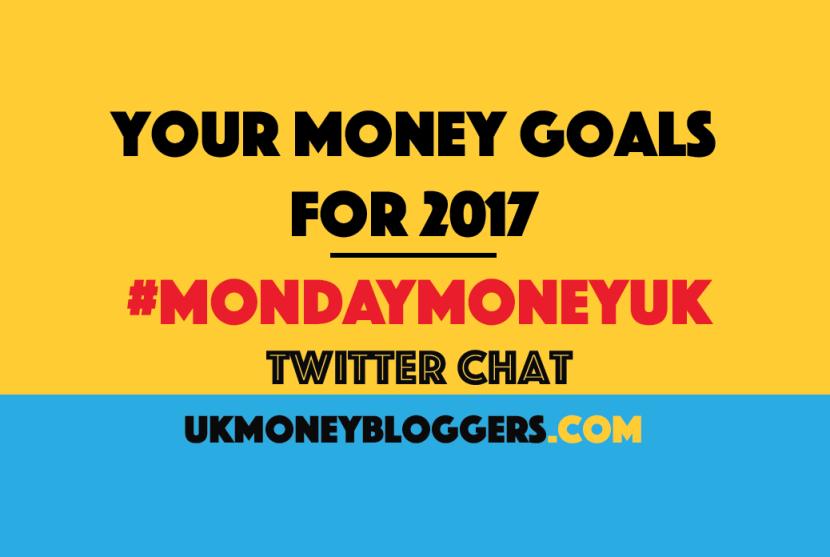 2017 Money goals