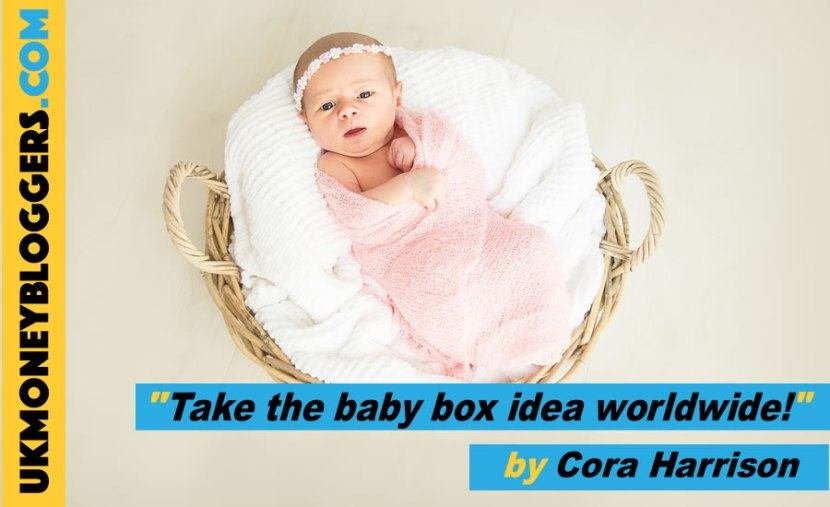 Loose Change - Take the baby box idea worldwode by Cora Harrison
