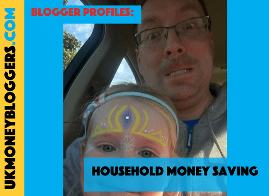 UK Money Blogger Household Money Saving
