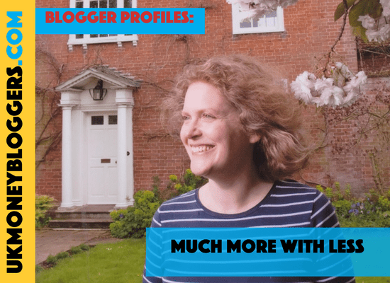 UK Money Blogger Faith Archer of Much More With Less