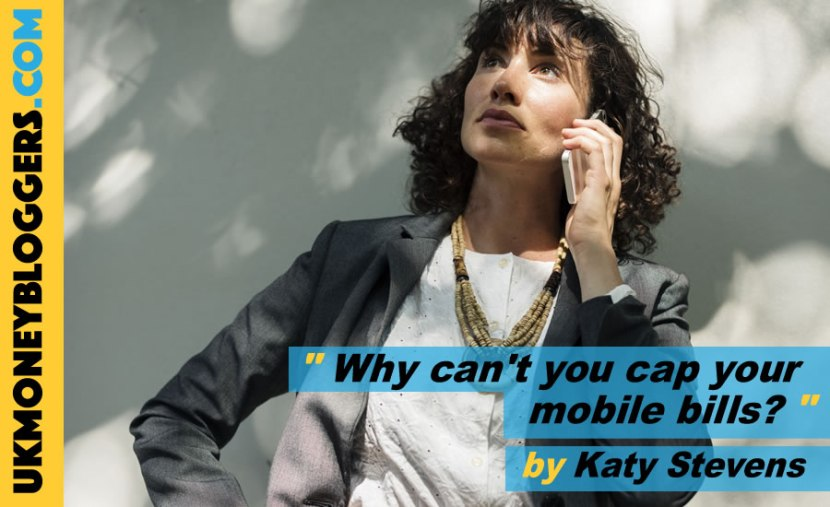 why can't you cap your mobile bills?