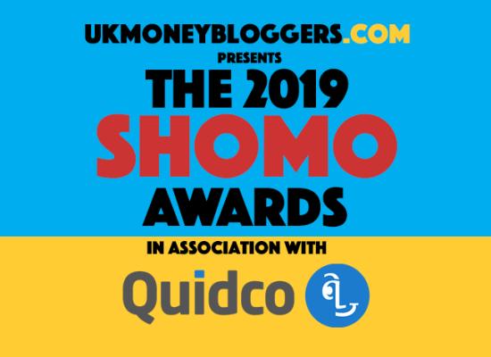 SHOMOs money bloggers awards