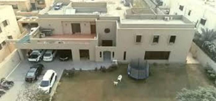 junaid jamshed house in karachi