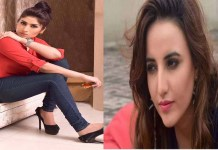 qandeel baloch and hareem shah