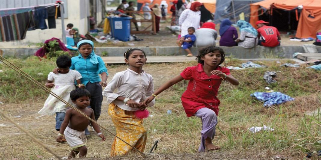 The Rohingya Muslims in Myanmar