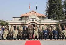 Lt. Gen. Muhammad Zaki, Minister of Defense visit to pakistan