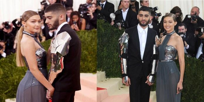 Global supermodel Gigi Hadid admits her pregnancy from singer Zain Malik