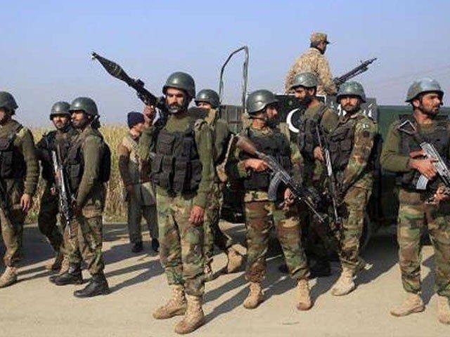 high alert in pakistan