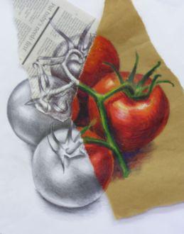 mediums tomatoes