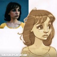 brownheaded girl