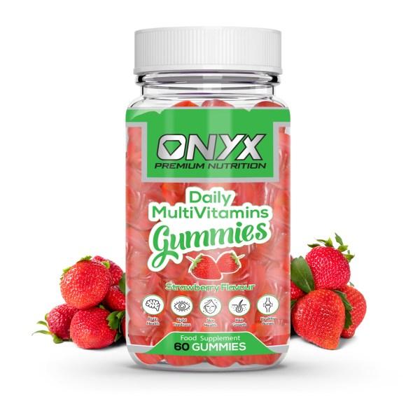 Daily Multi-Vitamins Gummies