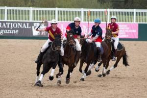Pony Club Polocrosse