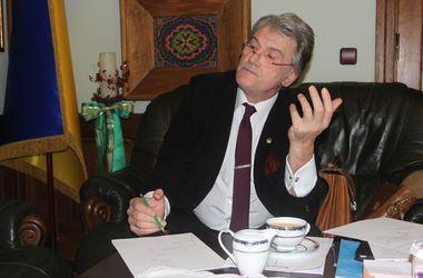 """Інтерв'ю з Віктором Ющенком: """"Якщо потрібні руйнування – воскрешайте Тимошенко"""""""