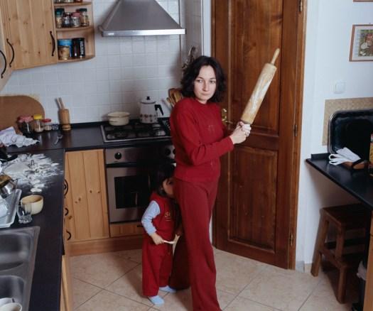 Анна Фабриціус. «Тигриці домашнього господарства» (2007)